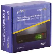 Gmini MagicBox NT2-120 цифровой телевизионный ресивер DVB-T2
