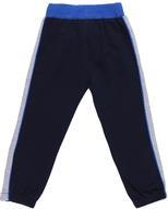 Спортивный костюм для мальчика Sweet Berry, цвет: красный, темно-синий. 206159. Размер 80