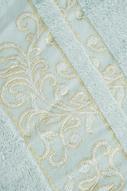 """Полотенце Brielle """"Bamboo. Jacquard"""", цвет: мятный, 70 х 140 см"""