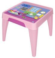 """Стол детский Little Angel """"Свинка Пеппа. Я расту"""", цвет: розовый"""