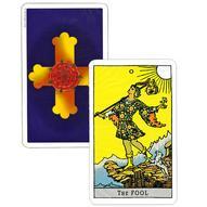 Таро. Колода Уайта (комплект из 78 карт)
