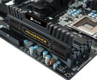 Corsair Vengeance DDR3 4Gb 1600 МГц, Black модуль оперативной памяти (CMZ4GX3M1A1600C9)