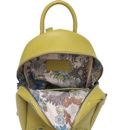 3403fd0c7755 Рюкзак женский OrsOro, цвет: желтый, 18 x 33 x 10 см. DS