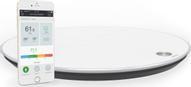 "Цифровые весы QardioBase ""Wireless Smart Scale B100-IOW"", цвет: белый"