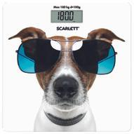 Scarlett SC-BS33E090, Cool Dog весы напольные