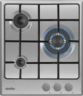 Simfer H45V35M511 панель варочная газовая