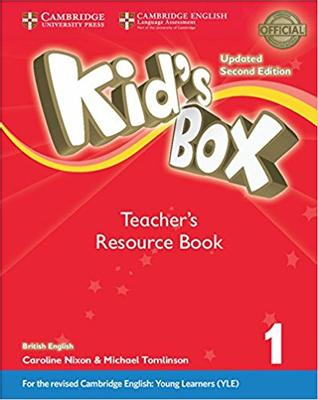 Kid's Box Level 1: Teacher's Resource Book with Online Audio