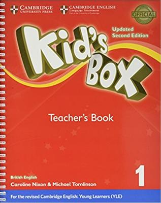 Kid's Box Level 1: Teacher's Book
